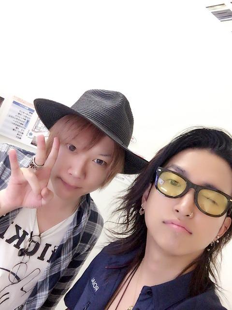 AkiとYusa (GUTS AND DEATH)