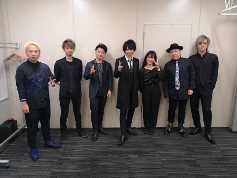 マオ from SID 2020年12月12日 日本橋三井ホール2日目