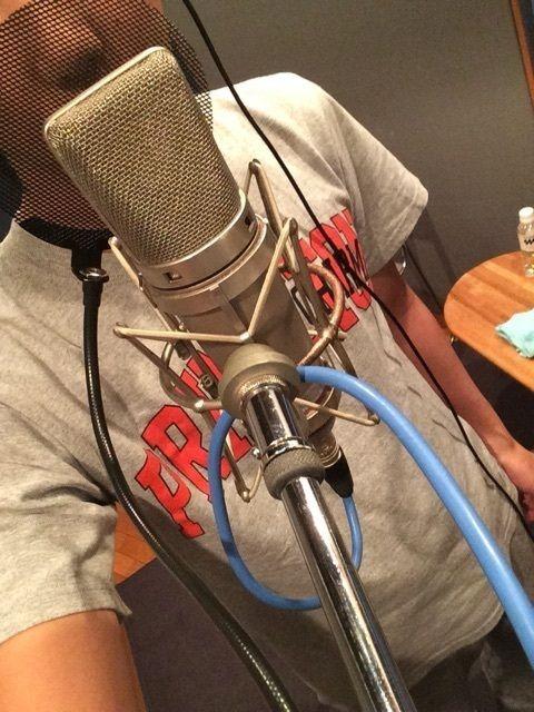 2015年9月7日マオレコーディング