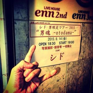 仙台LIVE HOUSE enn 2nd公演