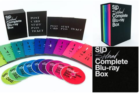 【本日発売】SIDNAD Complete Blu-ray Box【金額は?】