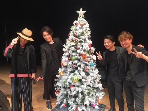【マオ from SID】 2017年12月13 日本橋三井ホール