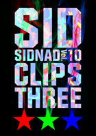 DVD『SIDNAD Vol.10 ~CLIPS THREE~』ジャケ写