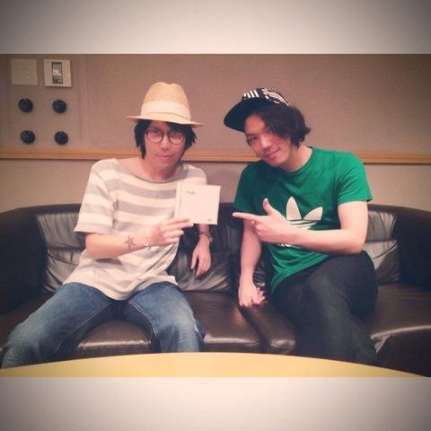 nishi-kenとマオ