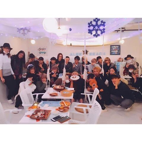 YUKKE氏主催のBASS忘年会の総まとめ【2017年12/12】