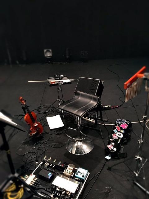 2019年7月17日 東京都 恵比寿ザ・ガーデンホール 箸休めNight