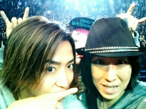 Aki con Kohsuke (Heidi)