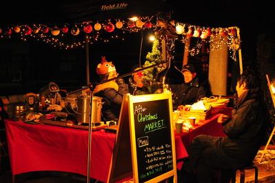 佐渡 クリスマスマーケット
