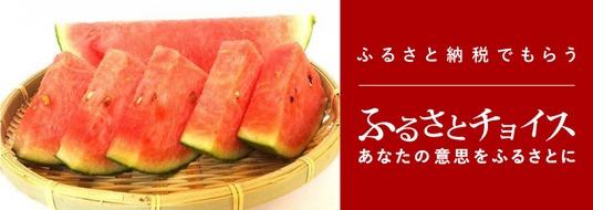 バナー_西三川スイカ