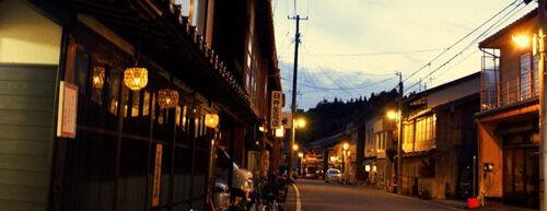 小木の町並み_500px