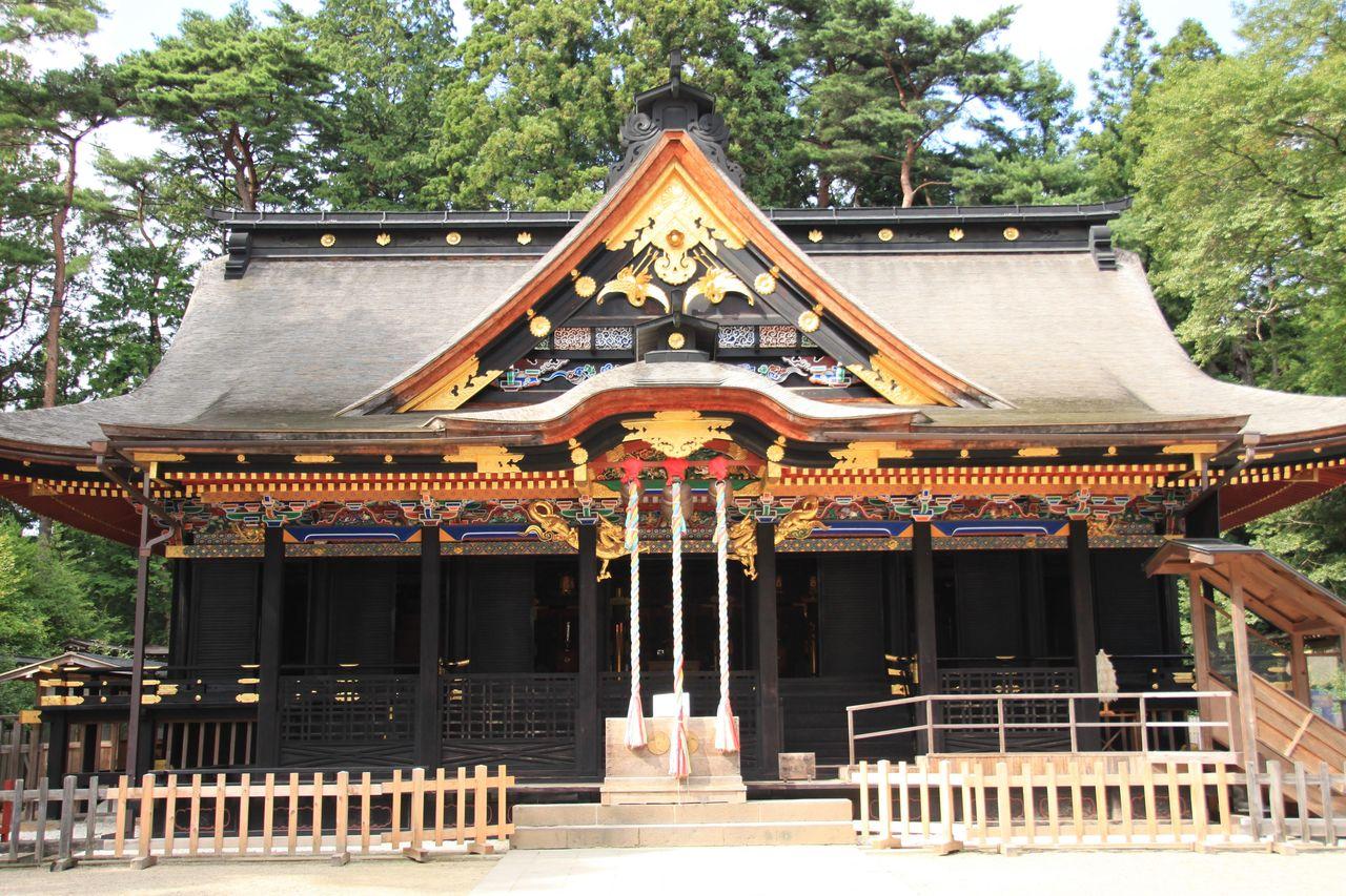 「大崎八幡宮」の画像検索結果