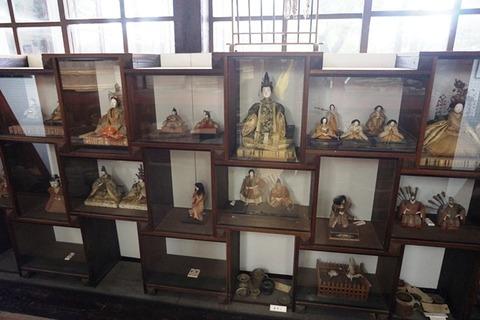 佐渡博物館大型展示室3