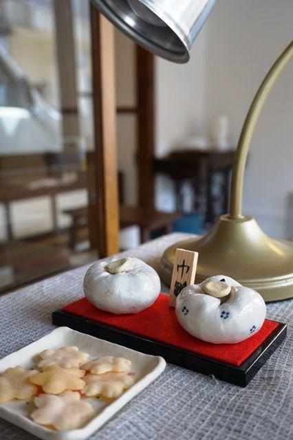 佐渡小木焼菓子ヒガナ巾雛