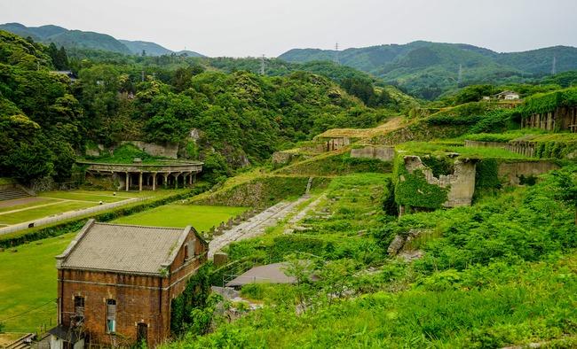 北沢浮遊選鉱場1