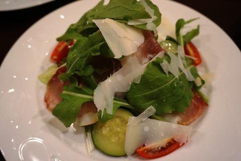 へんじんもっこレストランdeVinco(デビンコ)サラダ