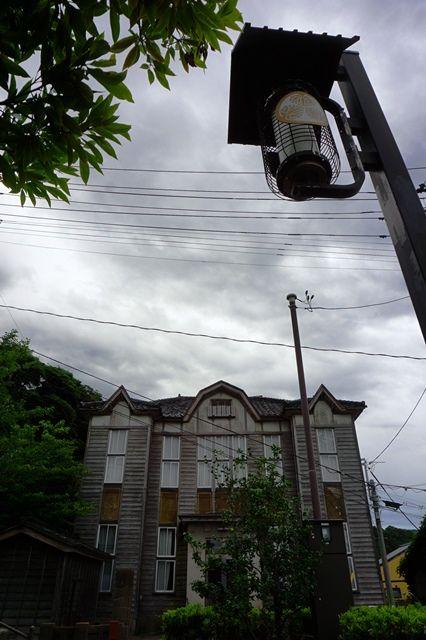 佐渡相川街歩き旧税務署2