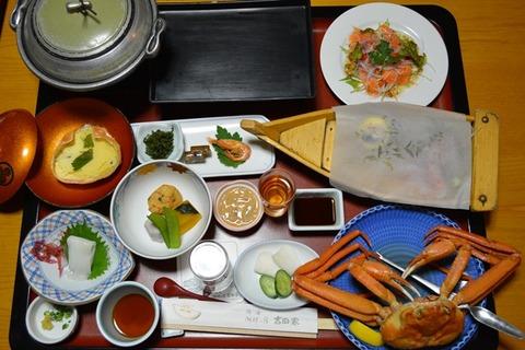 佐渡旅館吉田家ビジネスプラン夕食部屋食8