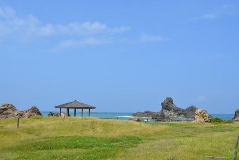 入崎海水浴場