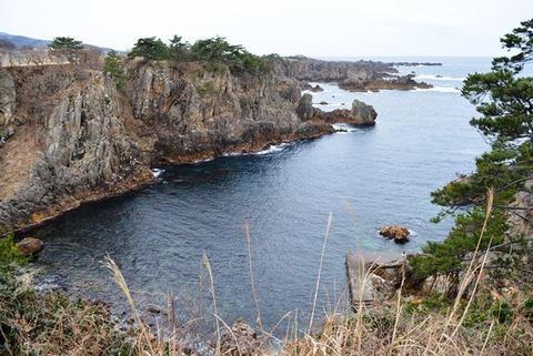 佐渡尖閣湾4