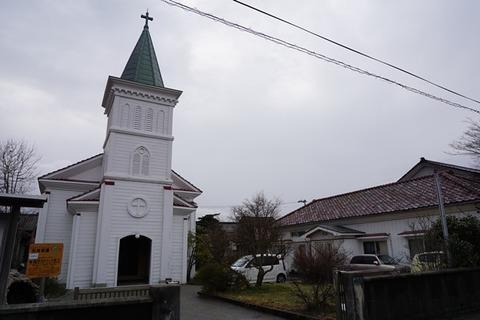 佐渡両津カトリック教会2