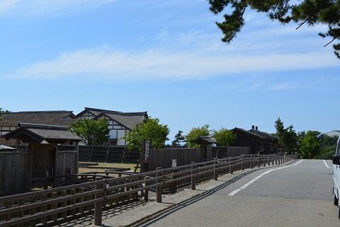 相川京町通り1