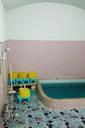 佐渡旅館金沢屋風呂