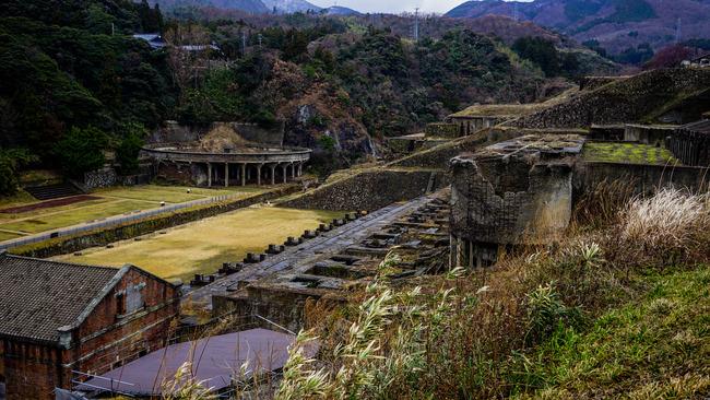 北沢浮遊選鉱場-2