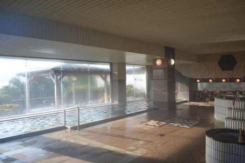 両津やまき温泉大浴場