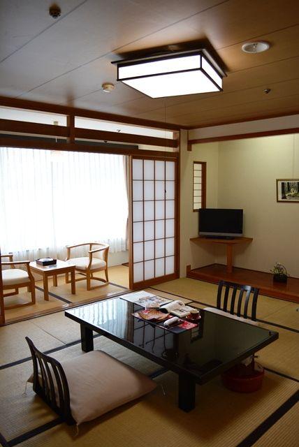 佐渡相川やまき客室