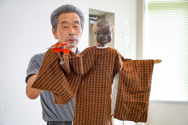 佐渡のろま人形3