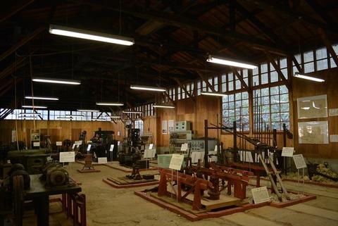金山機械室