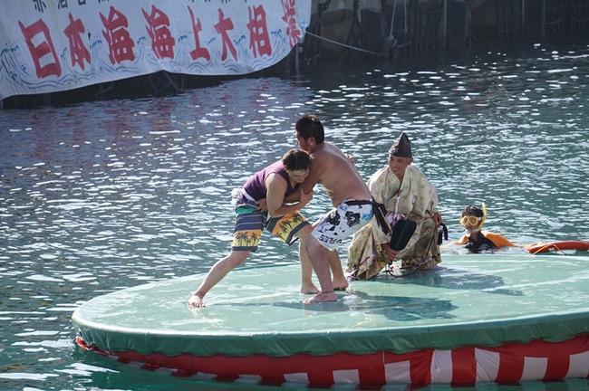 海上相撲4