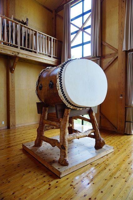 鼓堂スタッフに教えてもらえる太鼓体験佐渡たたこう館11 (1)