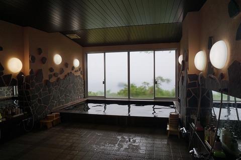 二ツ亀ビューホテル浴室