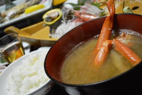 佐渡旅館吉田家ビジネスプラン夕食部屋食1