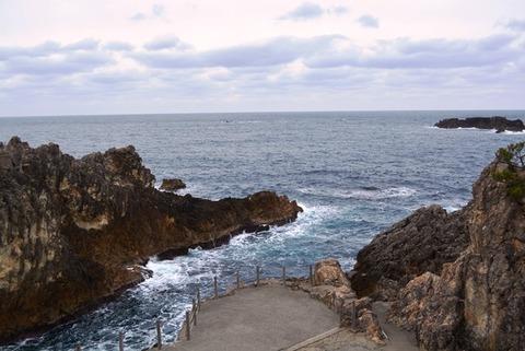 佐渡尖閣湾1