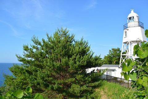 佐渡姫崎灯台2
