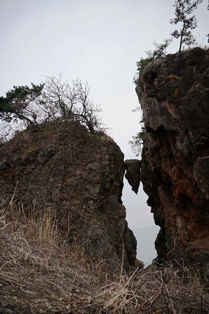 はさみ岩3
