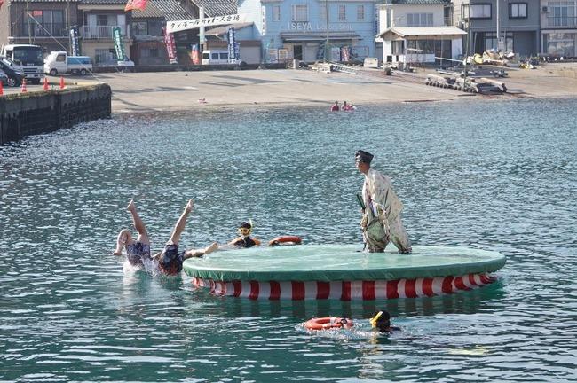 海上相撲3