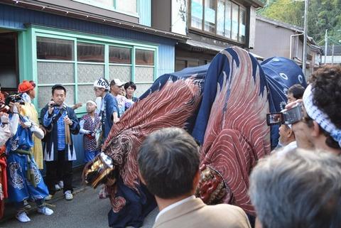 佐渡市多田祭り(おおたまつり)5