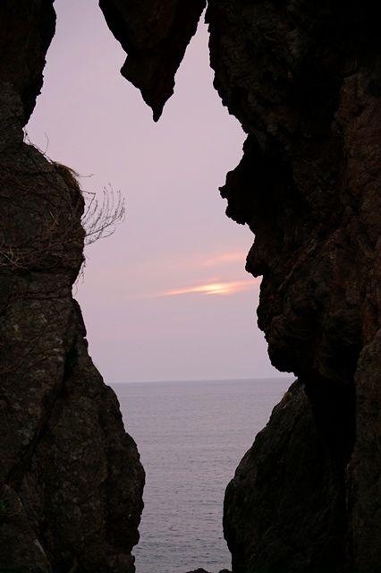 はさみ岩1