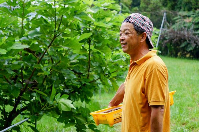 須田農園須田さん