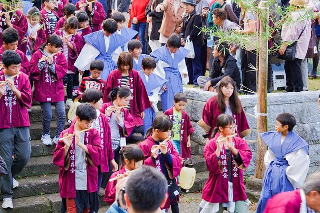 善知鳥神社相川まつり11