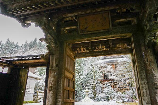 佐渡清水寺冬11
