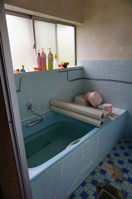 佐渡目洗い地蔵お風呂