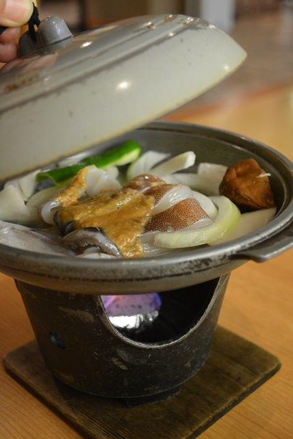 佐渡旅館相川やまき食事夕食3
