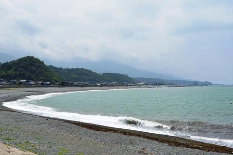 入崎海水浴場0