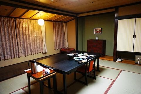 相川やまき夕食個室