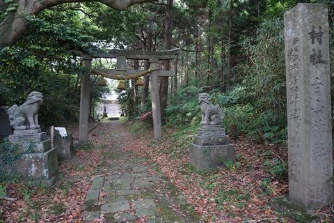 佐渡白山神社