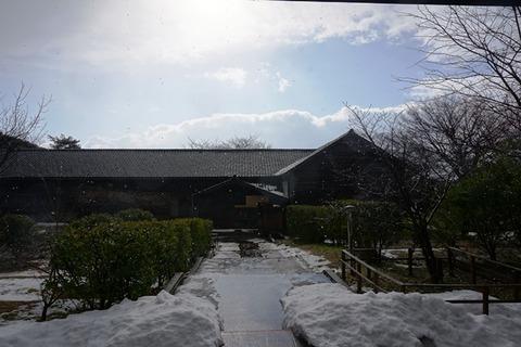 佐渡博物館新館